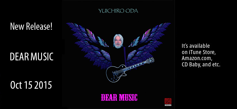 "NEW RELEASE ""DEAR MUSIC"""